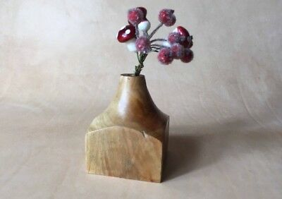 Hand-Turned Twig Pot