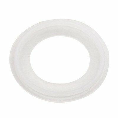 Dernord Silicone Gasket Tri-clover (Tri-clamp) O-Ring - 1.5 Inch ( Pack of