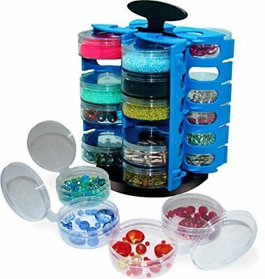 Spinning Table Top Bead Organizer w/ Free Sort Tray (Web Only Special)