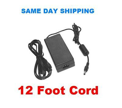 6.6 ft long 12v ac to dc power adapter battery charger for dynacraft tonka dump
