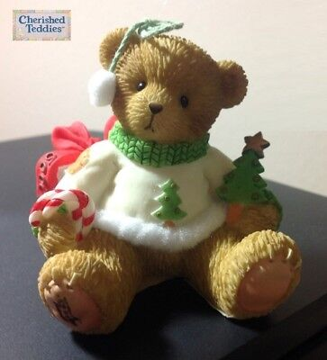 CHERISHED TEDDIES, JOLENA, #4013435, USA CARLTON CARDS EXCLUSIVE, HTF NEW in BOX