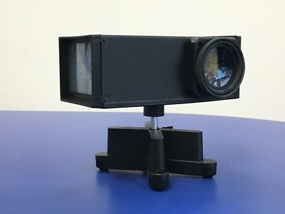 Optex Telecine - For Transferring Projected Cine Film Images To Camcorder