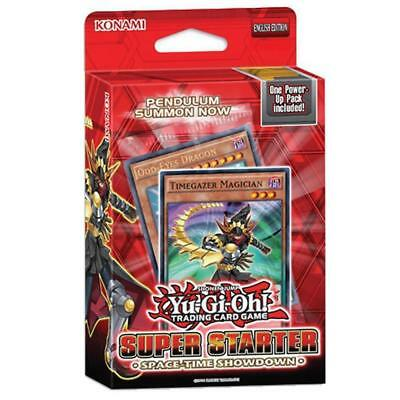 YU-GI-OH! TCG Space Time Showdown Starter Deck 40 Cards