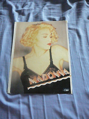 MADONNA PIN UP POSTER PHOTO AFFICHE 8 x 11 CLIPPING