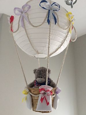 Hot air balloon light shade