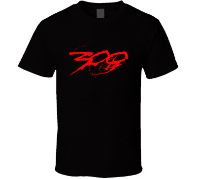 300 Spartan Movie T Shirt Sparta Warrior The 300 King Leonidas Marines Gift New