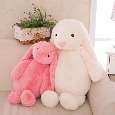 Baby Cute Bunny Plush Toy Rabbit Stuffed Animal Baby Kids Gift Doll CU
