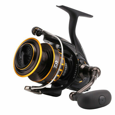 IT- Fishing Spinning Reel 6BB Metal Saltwater Freshwater Left Right Handed Relia