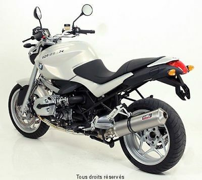 Silenciador Bmw R 1200 R '06 / 10 Homologated Slipon Alu