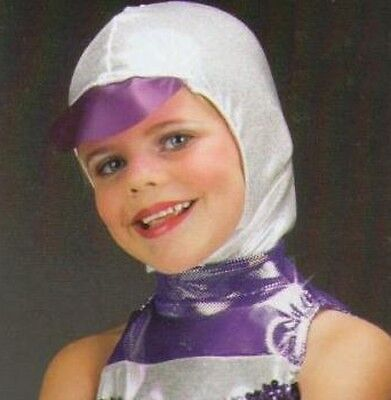 Space Jam Helmet Only Dance Costume Headpiece Play DressUp Clearance Child Small