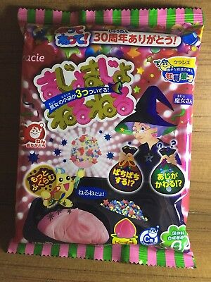 Japan Candy DIY - Kracie Majo-Majo Neru-Neru - Flavor Peach - Halloween - Witch