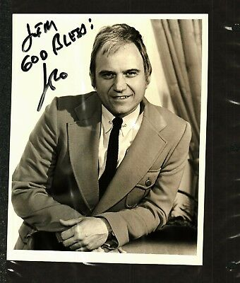 James Traficant Signed 1980s Photo