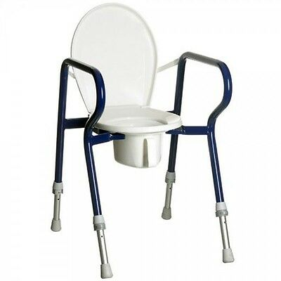 Adjustable Toilet Seat Commode for Children