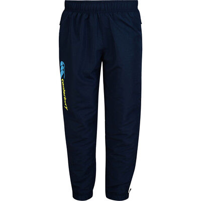 Canterbury Boys Tapered Cuffed Active Stretch Woven Pants Trousers