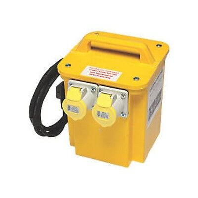 Carroll and Meynell C/M33002 3300/2 Twin Outlet Transformer 3 Kva