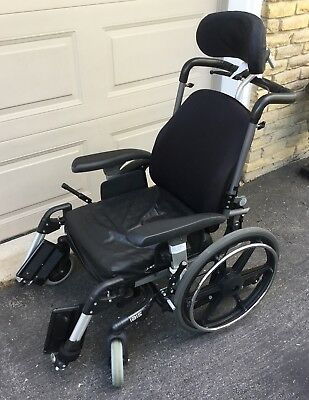 FUTURE MOBILITY HEALTHCARE IBIS PRISM BASIC BACK TILT WHEELCHAIR Like New