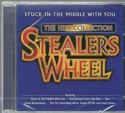 CD (NEU!) . Best of STEALERS WHEEL (Stuck in the middle with you mkmbh