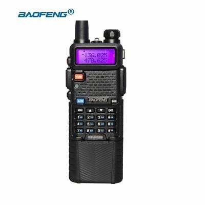 BAOFENG UV-5R Dual Band Walkie Talkie+3800mAH Battery Two Way Radio