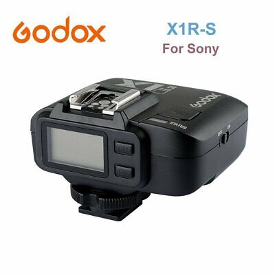 Godox X1R-S TTL HSS 2.4G Wireless Receiver For Sony X1T-S Trigger Transmitter