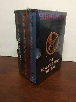 The Hunger Games Trilogy Boxed Set New