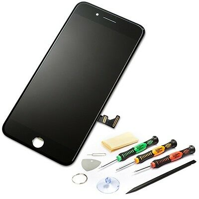 LCD Display Touch Touchscreen Digitizer f Apple iphone 7 Plus 5.5 Retina Black
