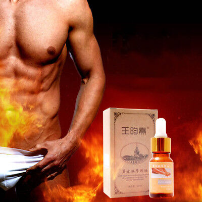 Men Male Health Penis Extender Increase Herbal Enlargement Essential Oil Cream