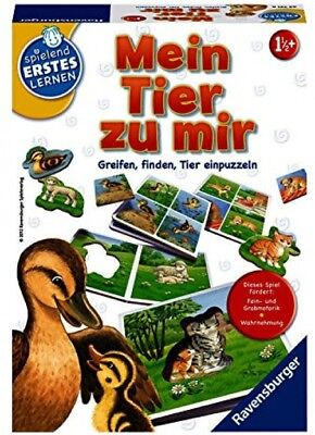 Ravensburger 24731 8 'My Beast To Me' Game