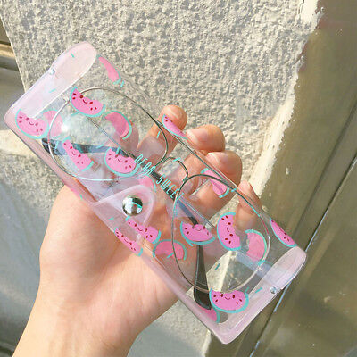 Cute Glasses Case Organizer Sunglasses Protector Box Eyeglasses Holder Shell New