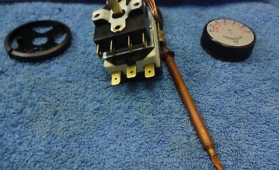 Pressure Washer Jetwash Steam Cleaner Thermostat & Switch Cleanwell Spares Parts