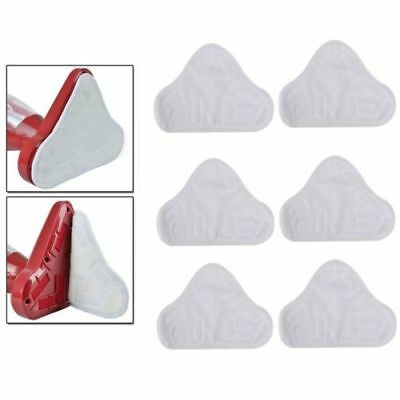 Lots Microfibre Steam Mop Floor Washable Replacement Pads Cleaner For H2O H20 X5