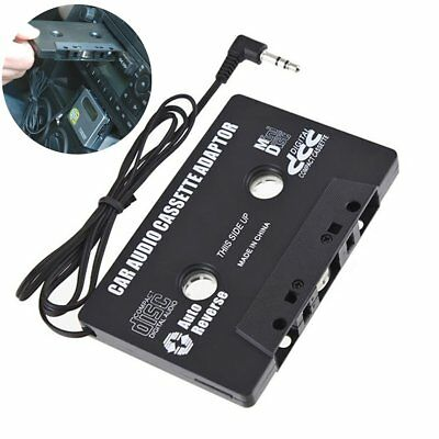 Audio AUX Car Cassette Tape Adapter Converter 3.5 MM for iPhone iPod MP3 MP4 CD