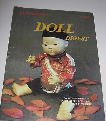 Australian Doll Digest Autumn 1985 Doll Museums in Australia