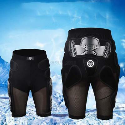 Motocross Skiing Racing Armor Pads Protector Motorcycle Hip Legs Shorts Pants