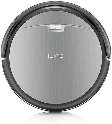 ILIFE A4s Robot Vacuum Cleaner With Powerful Suction And Remote Control, Super