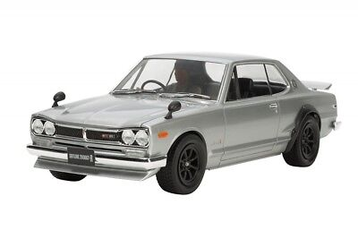 Tamiya 1970's Nissan Skyline 2000 GT-R Car 1:24 Scale 24335 Model Kit