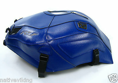 Bagster TANK COVER Yamaha R1 2015 BLUE Baglux TANK PROTECTOR in STOCK yzf 1701A