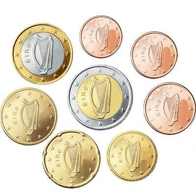 Irland KMS 2003 ST 1 Cent bis 2 Euro lose*