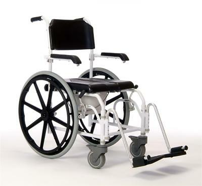 Coopers Self Propelled Shower / Commode Chair