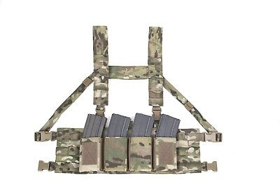 Warrior Assault Systems Low Profile Chest Rig DEVGRU SPECIAL FORCES RANGER