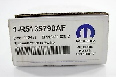 Mopar Authentic Parts and Accessories 1-R5135790AF Fuel Injector