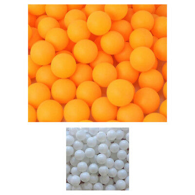 IT- 150 Pcs Table Tennis Ping Pong Ball Beer Pong Lucky Dip Gaming Lottery Eyefu