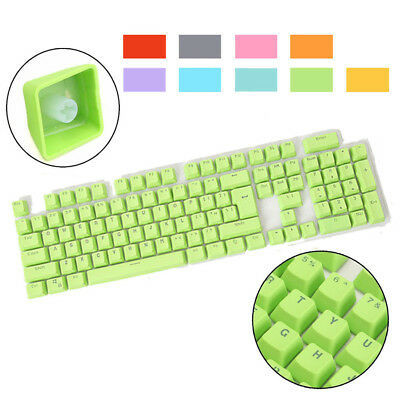 IT- Translucent Double shot PBT 104 KeyCaps Backlit for Cherry MX Keyboard Delux