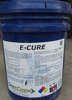 SpecChem E-Cure (5) Gal Non-residual Curing compound for concrete