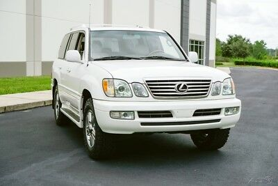 2007 Lexus LX NO RUST TEXAS TRUCK SUPER CLEAN EXCEPTIONAL NO RUST TEXAS TRUCK SUPER CLEAN EXCEPTIONAL LX470
