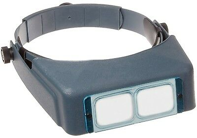"Headband Magnifier, Donegan Optivisor DA-4   (2x magnification at 10"")"