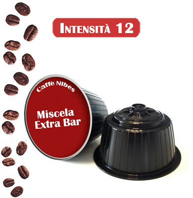 160 Capsules dosettes cafè compatibles Dolce Gusto Extra Bar