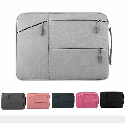 Waterproof Laptop Sleeve Case Carry Bag Notebook For Notebook Tablet PC ipad CU