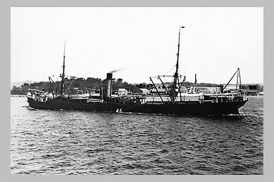 MINTARO - Adelaide Steam Ship Co, Australia Modern Digital Photo Postcard