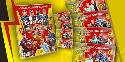 Album Official Trading Cards CALCIATORI PANINI ADRENALYN XL 2018-19 set completo