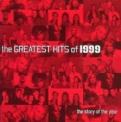 Various Artists - Greatest Hits of 1999 (1999) CD Album